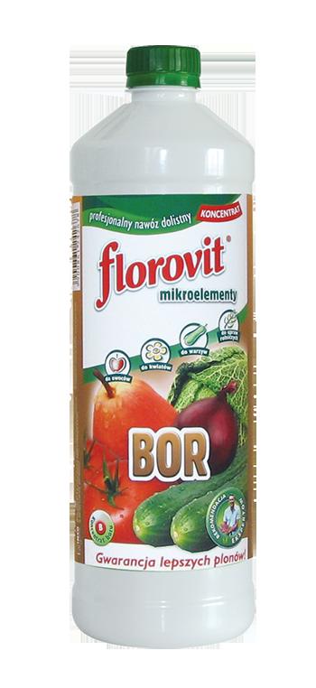Florovit mikroelementy BOR