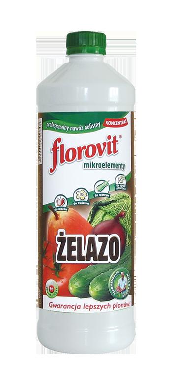 Florovit mikroelementy ŻELAZO