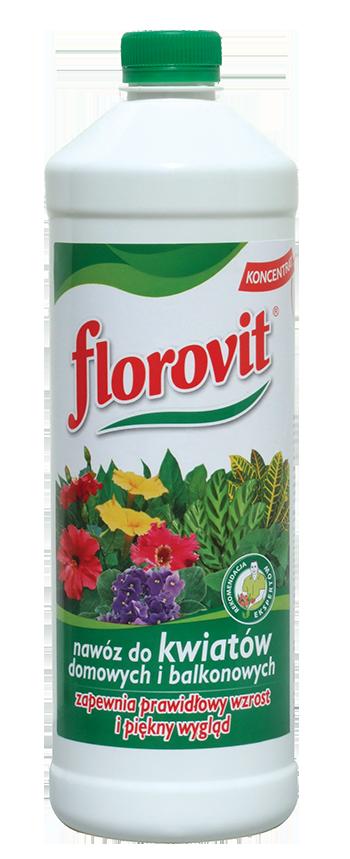 Florovit nawóz do kwiatów domowych i balkonowych