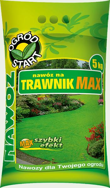 Nawóz na trawnik MAX 5kg