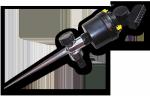 ECO-KT223G-6 Zraszacz obrotowy, regulowany, na plastikowym kolcu