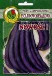 Fasola szparagowa Purple Teepee