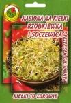 Nasiona na Kiełki - Rzodkiewka + soczewica